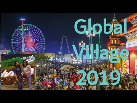 Global Village Dubai 2019 24th season ||Saima Aron