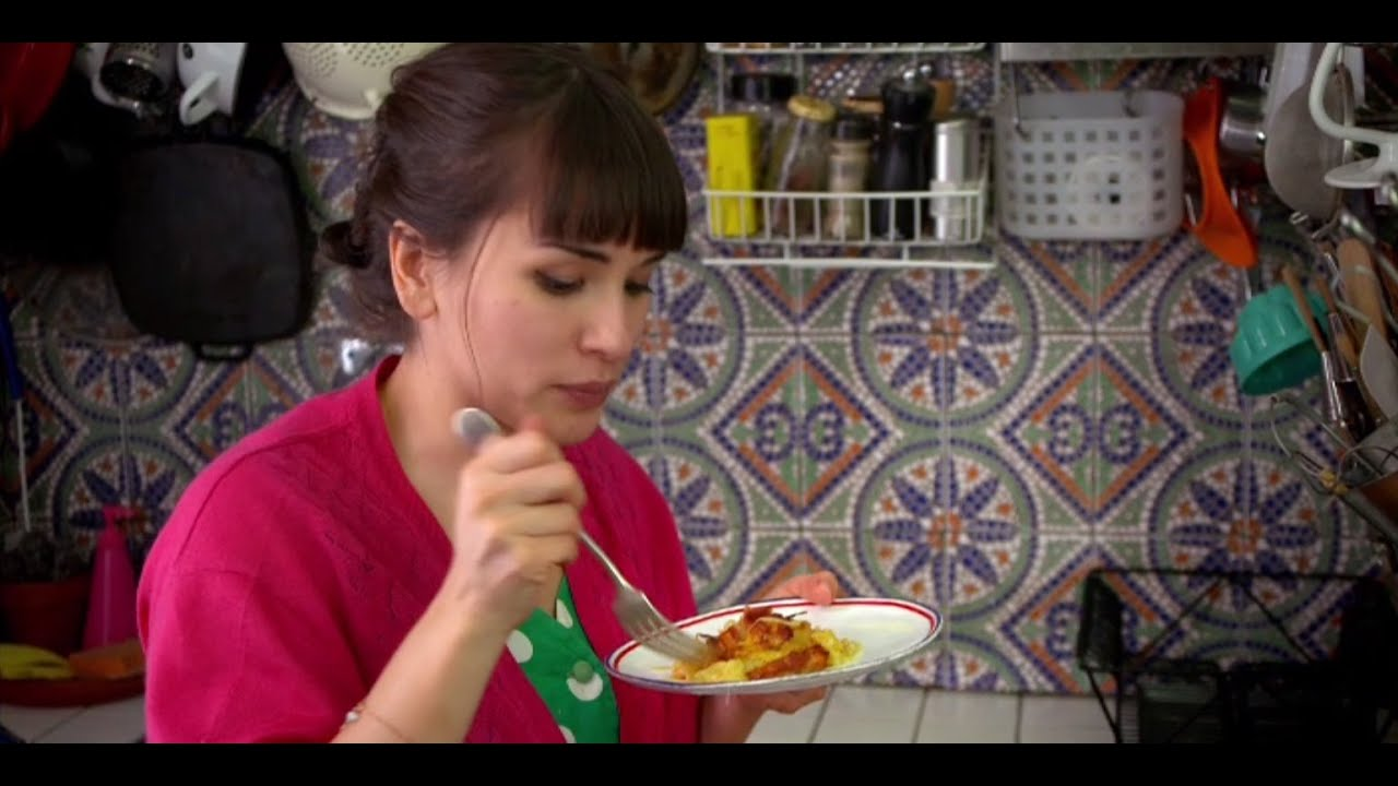 Cheese And Potato Nests   The Little Paris Kitchen: Cooking With Rachel  Khoo   BBC Two