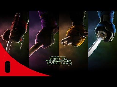 Unboxing : Teenage Mutant Ninja Turtles Steelbook