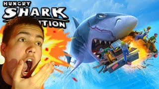 OMG SECRET ZONE & NEW SHARK!! - Hungry Shark Evolution #2