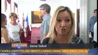 VTV Dnevnik 17. srpnja 2018.