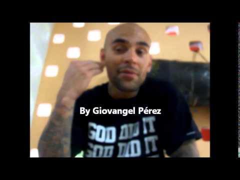 Luis Collazo : Interview in Moca Puerto Rico