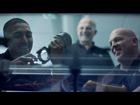 Jaguar Land Rover - Veteran Careers Recruitment Film