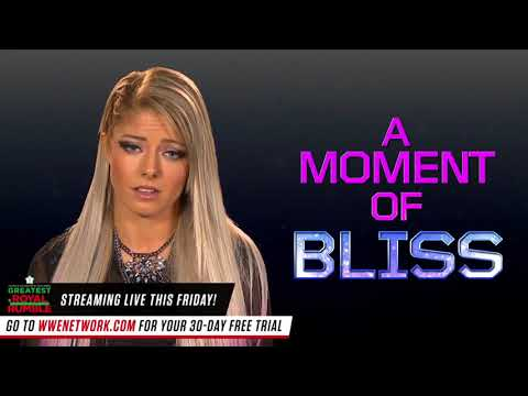 WWE Raw Show   This  Moment of Bliss  is an important PSA