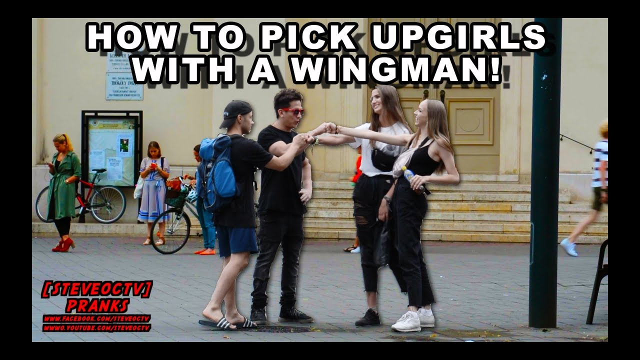 HOW TO PICK UP GIRLS WITH A WINGMAN IN BUDAPEST HUNGARY