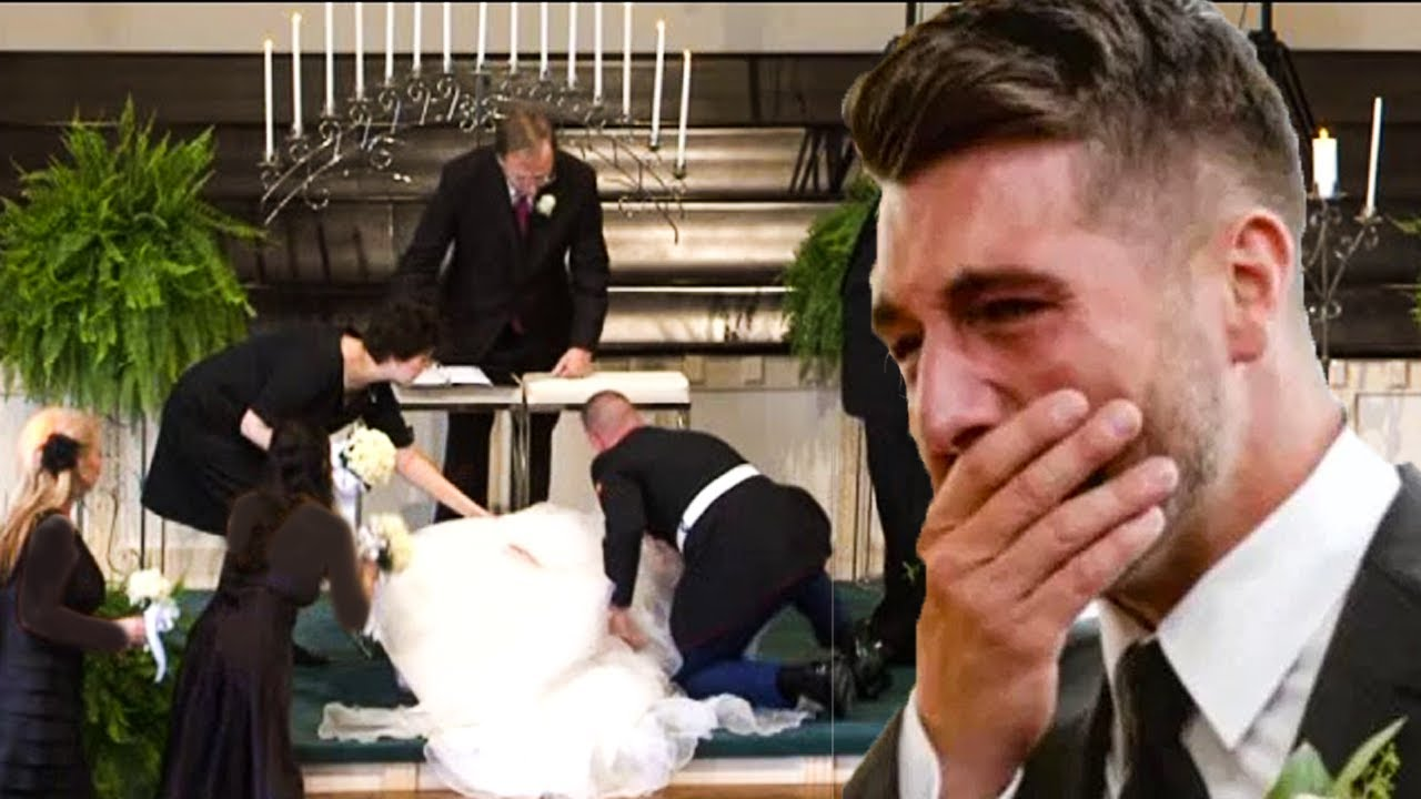 Download Groom Decides to Share a Secret at the Altar, Bride Passes Out!