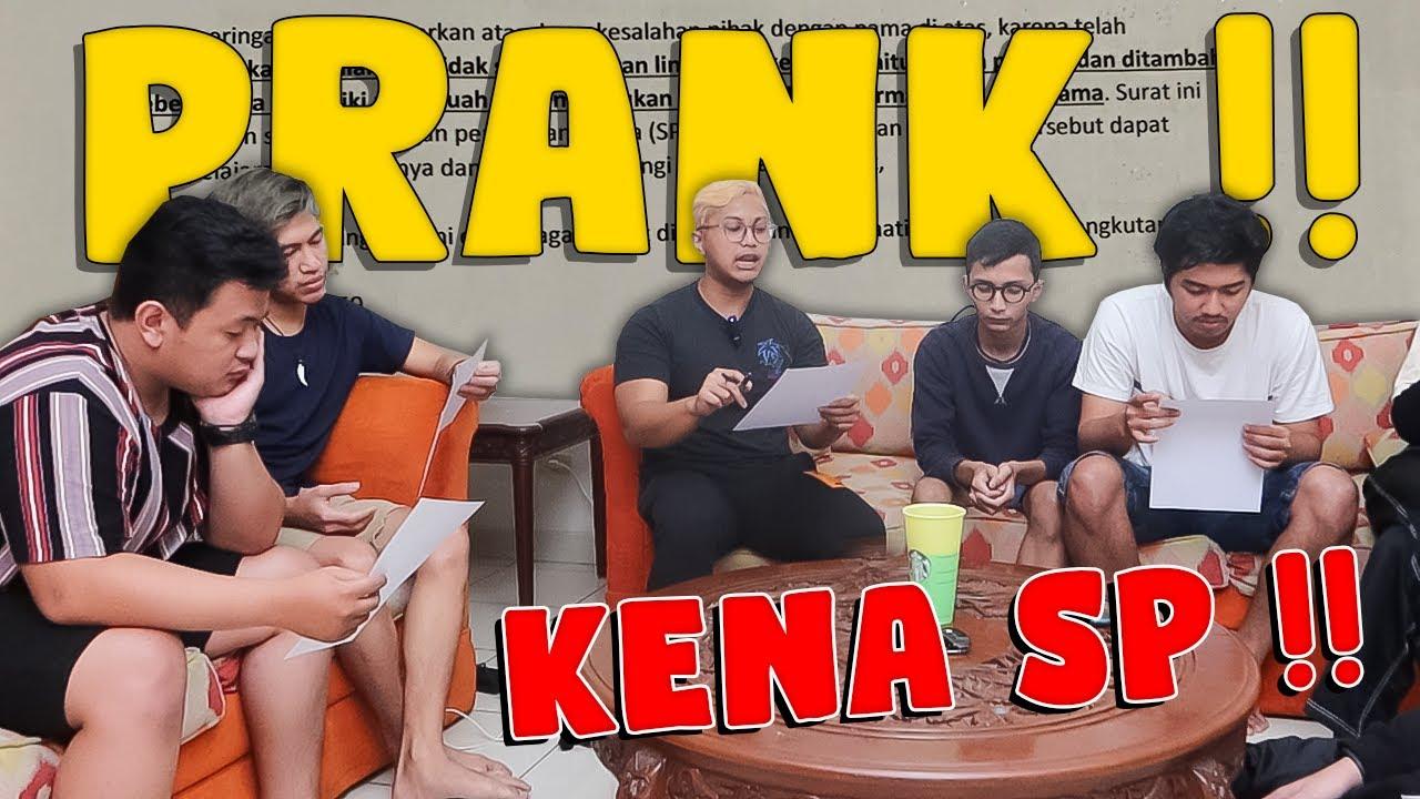 PRANK PECAT SEMUA ANGGOTA ANJAY TEAM !! RAMA NANGIS MOHON2 :(