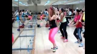 zumba fitness class with sivan katz tanto zin 52