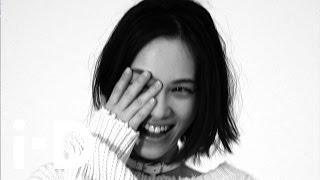i-D Japan創刊号の発売を祝って、今を彩るモデルや女優たちがwink! 10月...