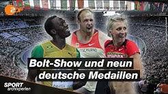 Der unglaubliche Weltrekord des Usain Bolt: Best of Leichtathletik-WM 2009 in Berlin