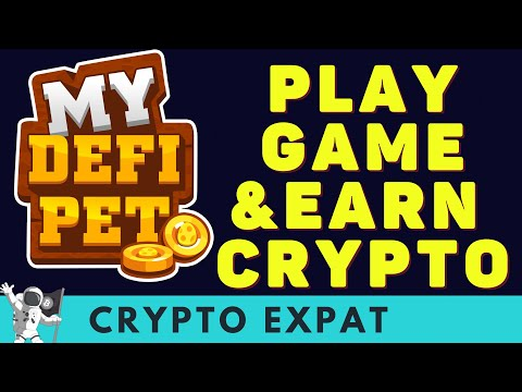 MyDefiPet Play Game & Earn Crypto   How to Play  DeFi Pet and Earn. BSC Blockchain Game