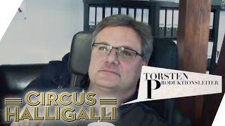 Circus HalliGalli | Mitarbeiterportrait: Torsten | ProSieben