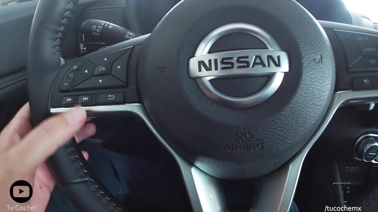 Nissan Sentra 2020 - Ya viendo el auto en vivo, vemos que tiene un NUEVO diseño y está más equipado!