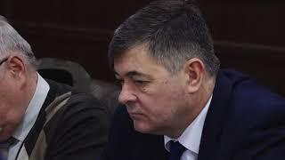 Жумакадыр Акенеев Базарбай Мамбетовду сынга алды