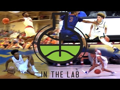 The Official In The Lab Mixtape Vol.1(LaMelo Ball, Zion Williamson, Collin Sexton + MORE!)
