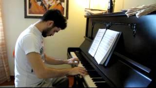 Philip Glass - Metamorphosis No.2 (Piano) (Antonis Papakonstantinou)