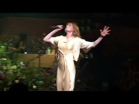 Hunger - Florence + The Machine @ Disney Concert Hall, Los Angeles - 5/21/18 (4K/HD)