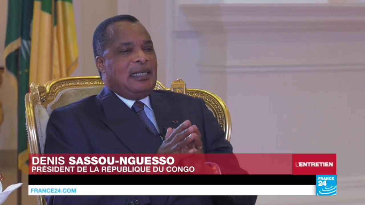 Entretien EXCLUSIF avec Denis Sassou Nguesso, président de la République du Congo