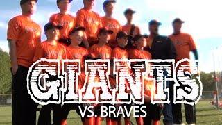 Giants vs Braves