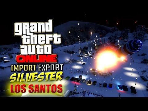 GTA ONLINE IMPORT/EXPORT - SILVESTER IN LOS SANTOS