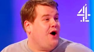James Corden Was Terrified Of Santa Claus | 8 Out of 10 Cats