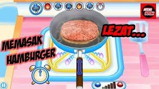 Game Memasak Hamburger Seru - Kids Game - Arena Bocah