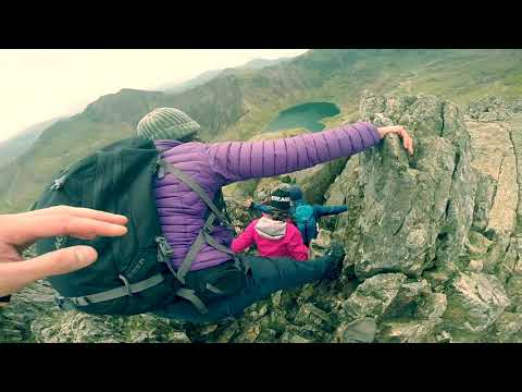 Yasmin's Guide to Crib Goch in Snowdonia