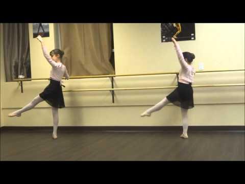 Ballet 1 & 2 Open House - Adage + Grand Battement (part 4)