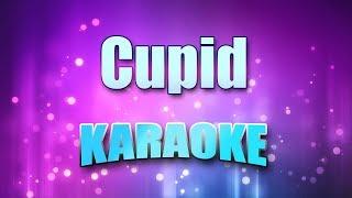 Cooke, Sam - Cupid (Karaoke version with Lyrics)