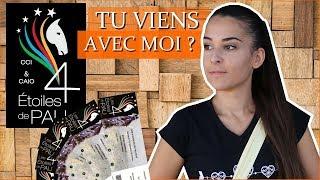 VIENS VIVRE UN CONCOURS COMPLET INTERNATIONAL !! - Concours