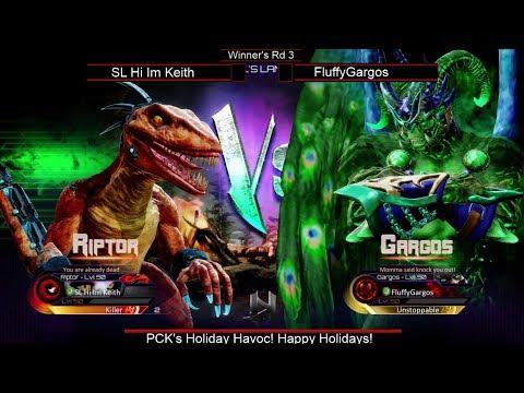 PCK Holiday Havok - Killer Instinct Online Tournament