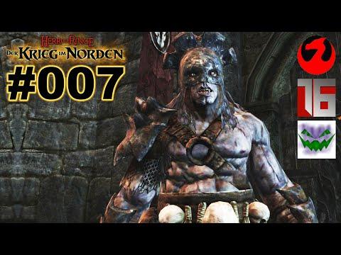 HERR DER RINGE DER KRIEG IM NORDEN #007 Tharzog★ Let's Play War in The North [Deutsch]