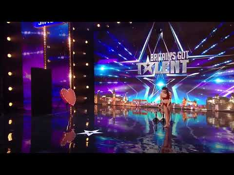 Never seen auditions on bgt 2018