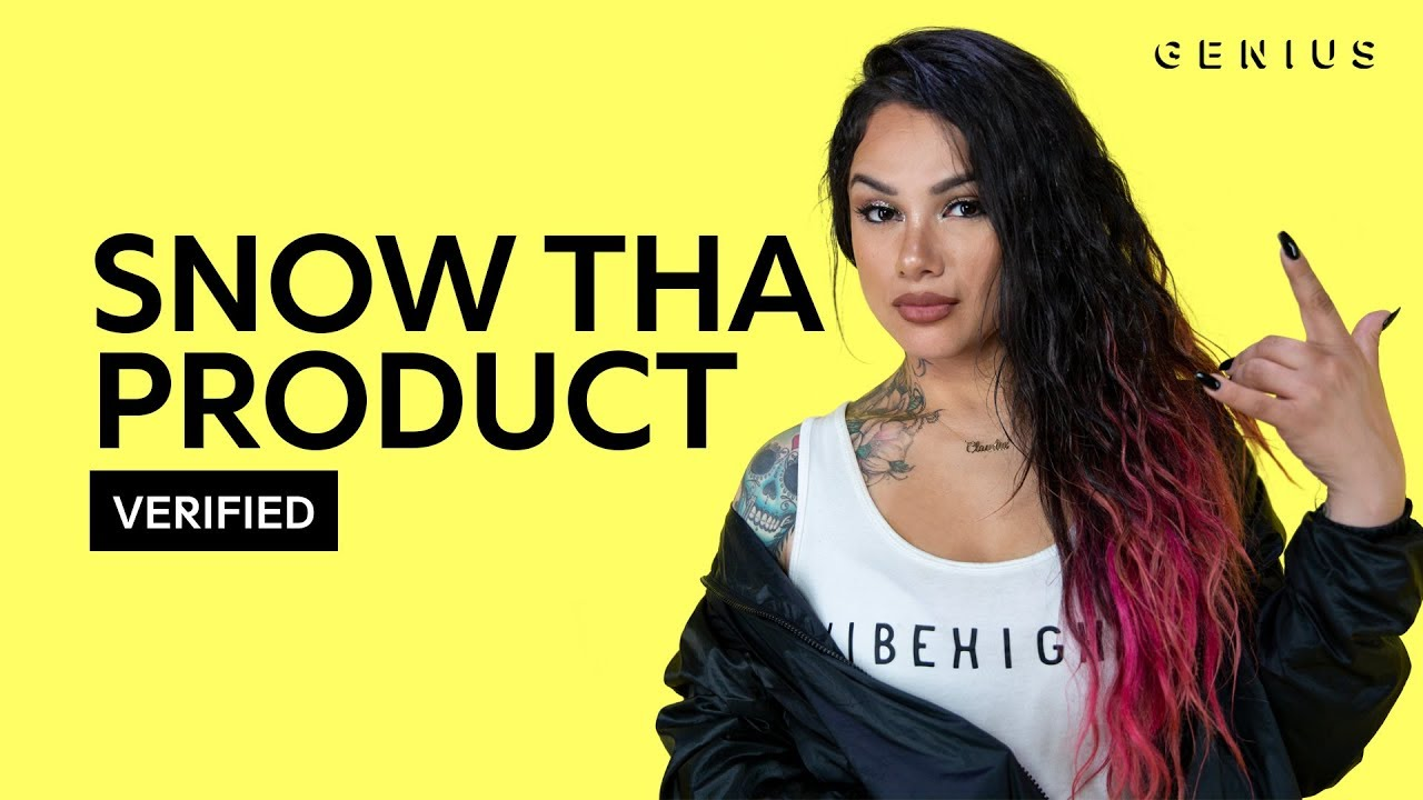 """Snow Tha Product """"Myself"""" Official Lyrics & Meaning 