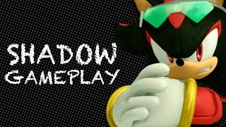 RIDING ON AIR - Sonic Free Riders (Shadow Gameplay)