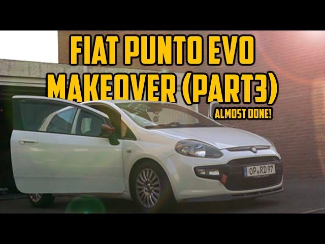Fiat Punto Makeover (Part 3) | Clutchkick Robcio