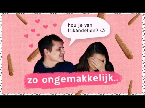online dating eerste date