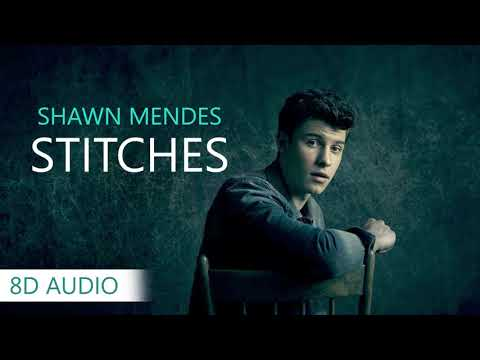 Shawn Mendes - Stitches | 8D Audio || Dawn of Music ||