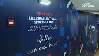 British Gymnastics Celebration