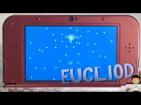 Eucliod – Stylistic Bullet Hell! | 3DS Homebrew Showcase