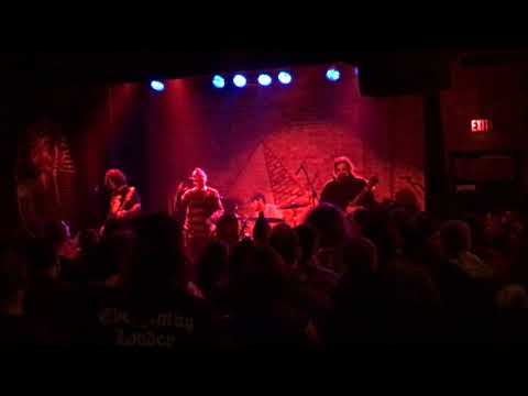 EYEHATEGOD Live in Winnipeg, MB, Canada Feb 10, 2018