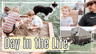 SPEND THE DAY WITH US :: SUMMER CATCH UP SERIES - EPISODE 2 :: DAY IN THE LIFE VLOG 2020