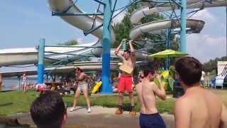 Gege Abádszalók vízi fitness