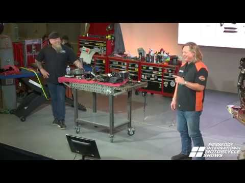 Grease & Gears Garage- Lydon Abell Of All American HD