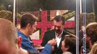 Rupert Everett, Maggie Gyllenhaal and Peter Sarsgaard at Rome Film Festival