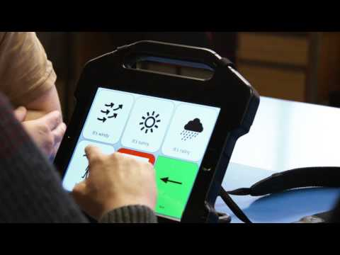 How Communication Aids Benefit Visual Impairment Learning