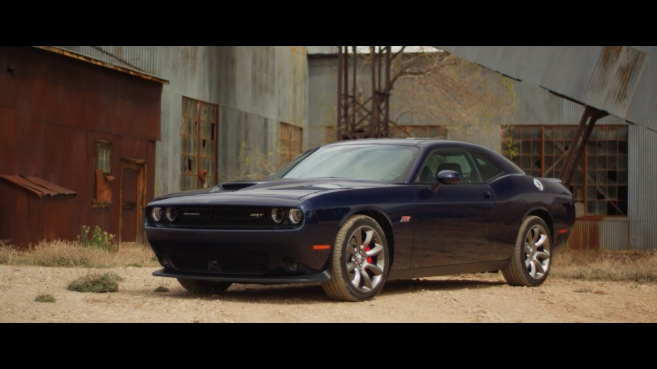 2015 Dodge Challenger SRT 392 Overview