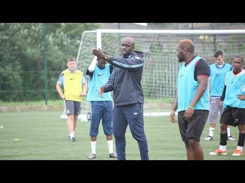 George, Who Teaches Football Skills At West Ham - Londoner #5