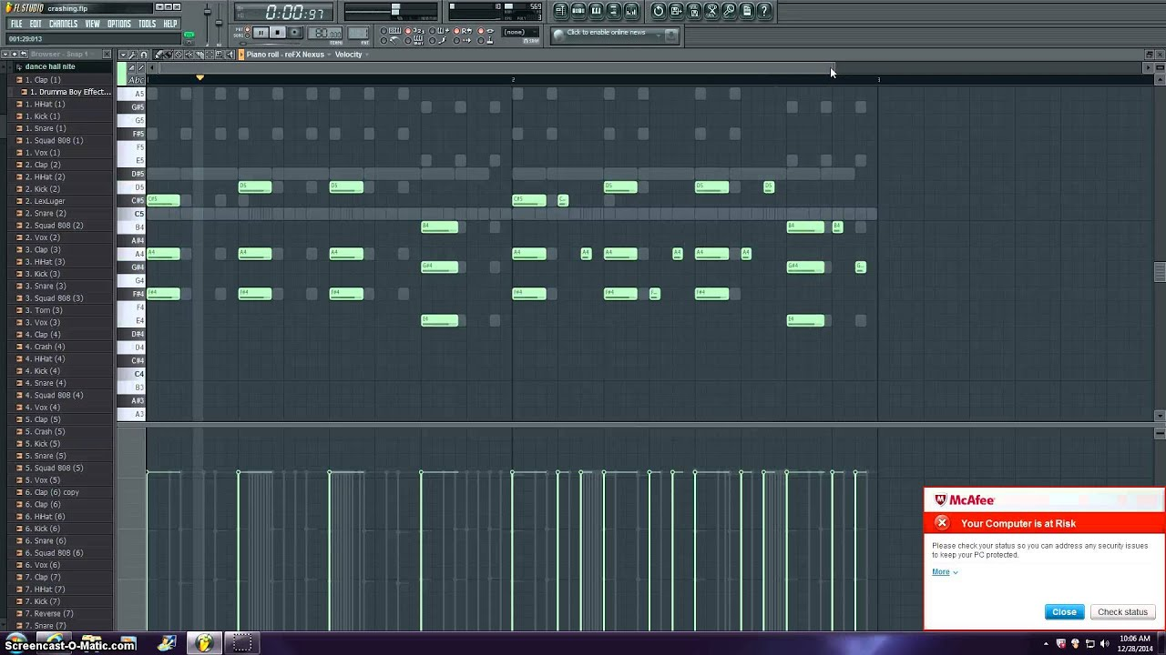 how to make build fl studio 12