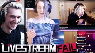 xQc Reacts to LiveStreamFails | 3000 Years Under The Sea and More!